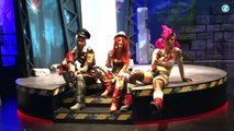 Top 5 - Booth babes Gamescom 2015