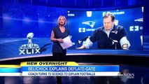 "Bill Nye ""The Science Guy"" Refutes Bill Belichick's 'Deflate-Gate' Explanation"