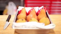 Sous Vide Recipe • Wine Infused Pear • ChefSteps