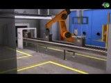 3D temps réel réalité virtuelle mécanique industri