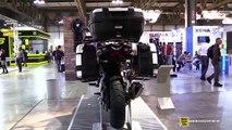2014 Aprilia Caponord 1200 Rally - Walkaround - 2014 EICMA Milan Motorcycle Exhibition