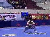 Championnat de Chine 2012 de KungFu Wushu - Nan Quan - Xiè Zhèng Hào 谢政昊 (Shanghai Tiyuan)