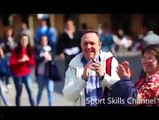 Basketball ultimate skills  & the street art - Sport Skills 2015
