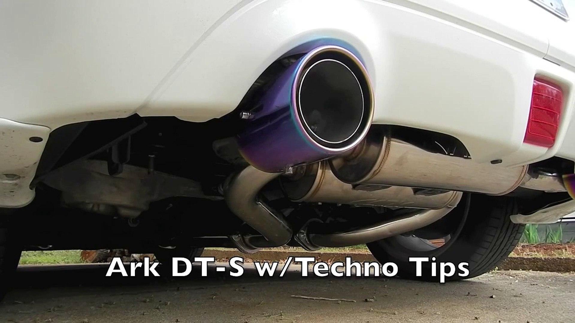 370Z Ark DT-S Exhaust