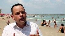 Polémique Paris plage: la mairie de Tel-Aviv réagit