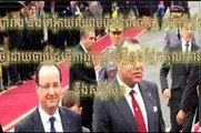 Khmer News Politic |Cambodia News Today | France and Marock shake hand together