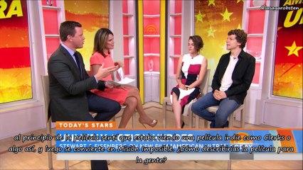 Entrevista subtitulada de Kristen y Jesse en 'Today Show'