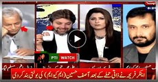 This How Altaf Hussain Paralysis MQM Workers - Attacking Anchor and PTI Instead Of Answering