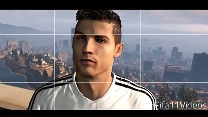 GTA 5 Ronaldo Mod