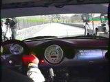 Alfio Del Popolo camera car (MINI COOPER S) slalom di Biancavilla (La passeggiata)