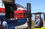 Beriev Be-200 Altair (amphibious aircraft) promotional video
