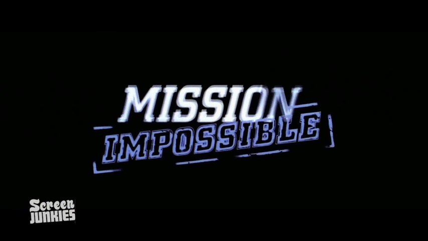 Honest Trailers - Mission Impossible (vostfr)