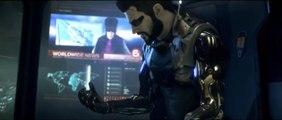 Deus Ex Mankind Divided In-Engine Demo at E3 2015
