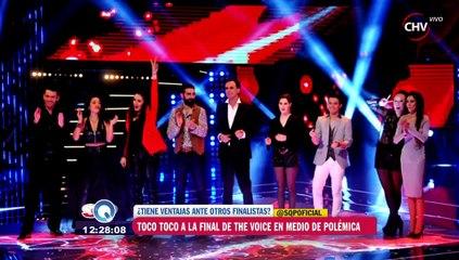 """Toco Toco se convirtió en uno de los finalistas más queridos de """"The Voice"""" - SQP"""