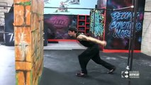Parkour Wall Run & Cat Leap Tutorial (Young Flip Rodriguez)