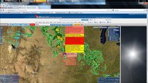 4/27/2012 -- Severe weather = tornadoes , damaging winds , hail in KS MO NE IA AL GA SC