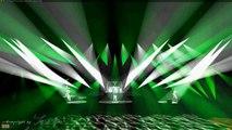 Dream Theater - Breaking All Illusions Lighting Design by Jason Ahn
