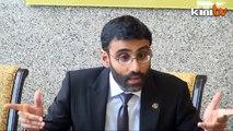 Surendran dakwa Parlimen sekat suara pembangkang
