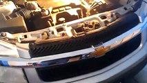 CHEVY EQUINOX PO171 CHECK ENGINE LIGHT FIX BANK LEAN 1 - video