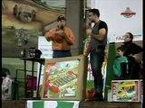 Khaled Hallar en Moto Cafe por El Garage Tv notas Kawa Club en Spaguetti Party 2015