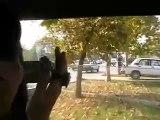 Ребята гоняют ГАИшников по всему городу!!!
