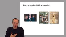 ADS1: DNA sequencing past and present
