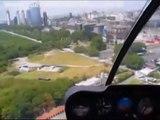 Volando por Buenos Aires, Argentina ( flying through Buenos Aires )