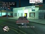 Gta San Andreas - Walkthrough - Mission#03 - Ryder (PC)