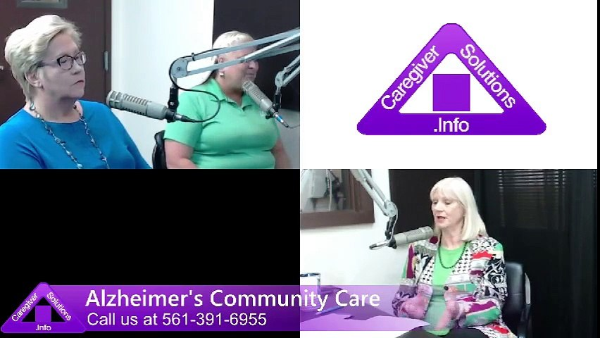Alzheimer's Day Care  Centers - Caregiver Solutions