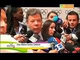 Declaración del Presidente Juan Manuel Santos desde Lausana, Suiza - 4 de julio