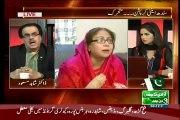 Faryal Talpur to send Dr Shahid Masood a Legal Notice_ Check Dr Shahid Masood's Response