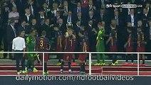 FC Barcelona Win Uefa Super Cup Fc Barcelona 5-4 Sevilla 11.08.2015 HD