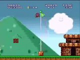 Super Mario Bros - Record de Speed-Gaming