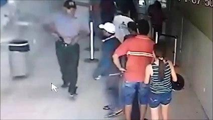 Tentativa de assalto a lotérica em Icó
