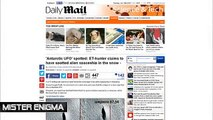 UFO News: Crashed UFO Found In Antarctica? -UFO OVNI-