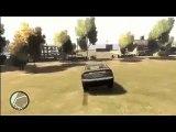 GTA IV - Death Montage - Stunts, Jumps, Deaths