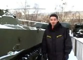 BMD-1 Airborne infantry tracked armoured vehicle Russian army Russia