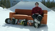 How To Snowboard - Basic Grabs w/ Pat Moore   TransWorld SNOWboarding