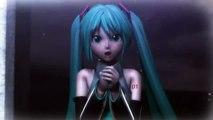 Miku Hatsune 3DPV - Silent Night  【VOCALOID】 / 【初音ミク】Silent Night【3DPV?】