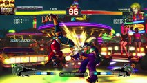ULTRA STREET FIGHTER IV SUPER FIGHTERS