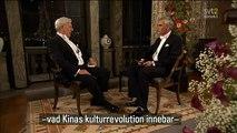 Entrevista con Mario Vargas Llosa. Inerview with Mario Vargas Llosa.