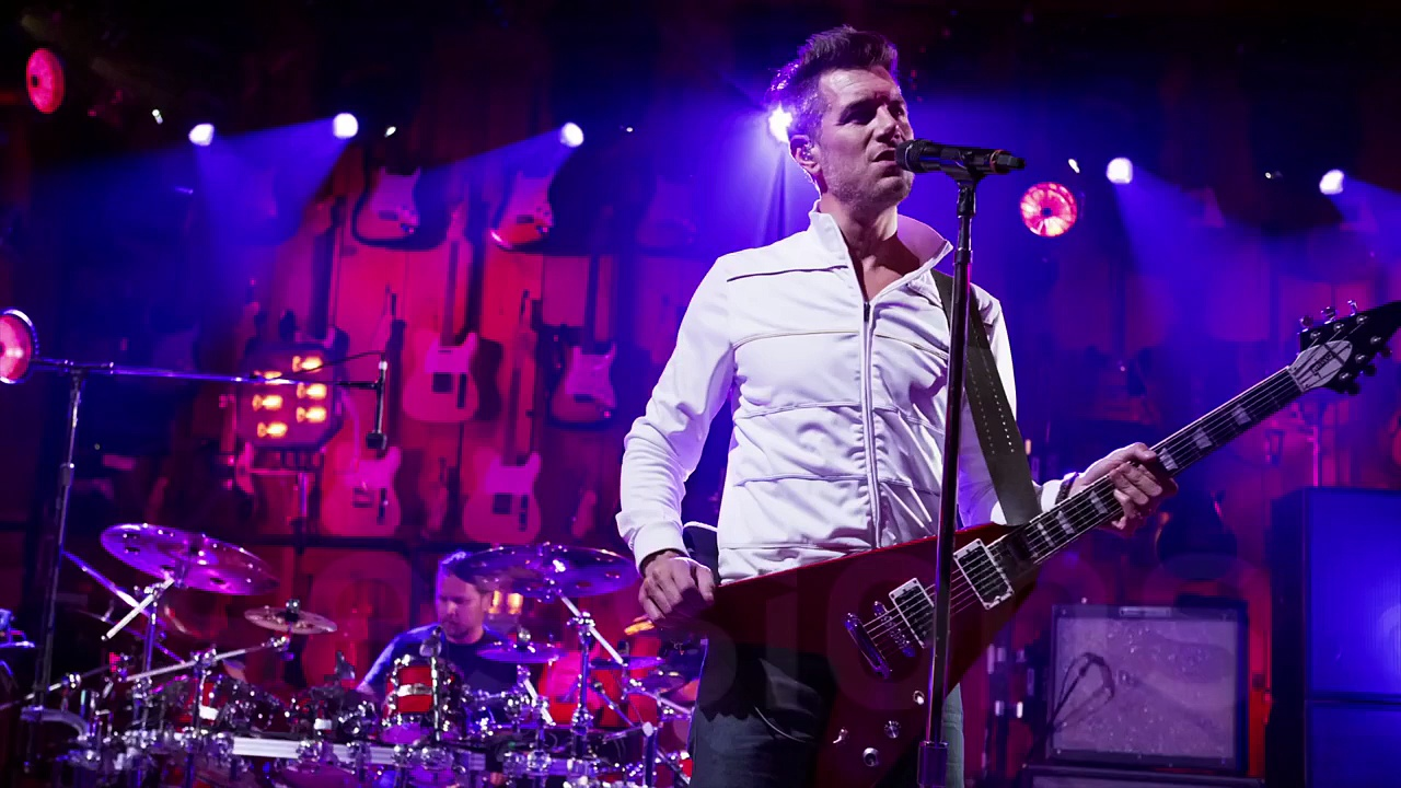 """311 """"Down"""" Guitar Center Sessions on DIRECTV"""