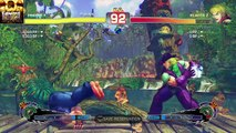 ULTRA STREET FIGHTER IV SUPER FIGHTERS #5