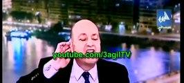 مذيعة الجزيرة ترد على أديب بعد اتهامها بالدفاع عن حماس  يا تافه يا أقرع