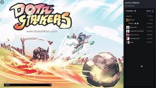 Dota 2 Reborn Dota Strikers DOTA FOOTBALL
