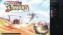 Dota 2 Reborn ,  Dota Strikers (DOTA FOOTBALL)