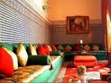 Salon marocain de luxe - Vidéo dailymotion