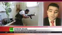 Kurds on March: Syria mayhem ramps up insurgency in Turkey