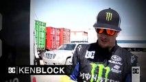 Travis Pastrana and Ken Block Freestyle Moto & Rally Jump