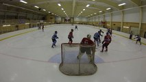 July 17th 2015 Canadiens vs Penguins OSHL GoPro